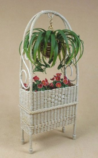 Arbor Plant Stand. - Click Image to Close