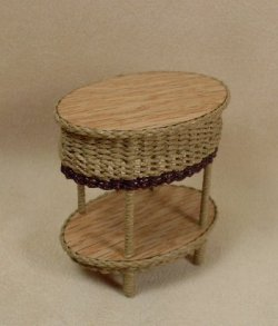 Carolina Two Tier End Table