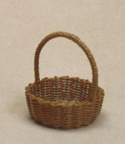 Fruit Basket With Handle