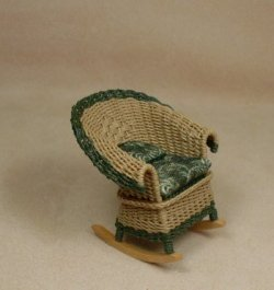 "1/2"" Carolina Rocking Chair"