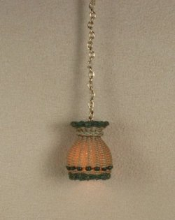 "1/2"" Carolina Hanging Lamp"