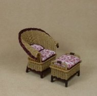 "1/2"" Carolina Porch Chair"