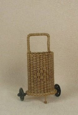 "1/2"" Shopping Cart"