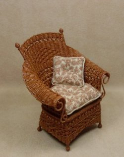 Molly's Porch Chair in Cherry