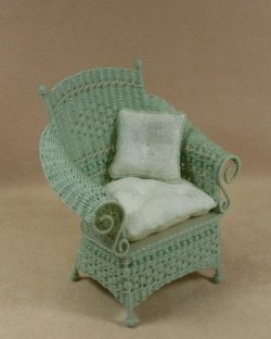Molly's Porch Chair in Mint Green