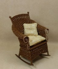 Molly's Rocking Chair in Walnut