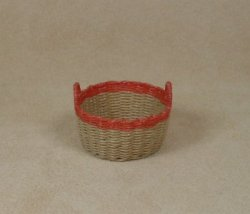 Carolina Round Basket