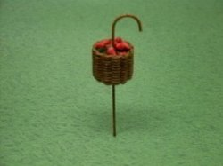 Victorian Berry Basket
