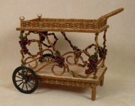 Vineyard Tea Cart