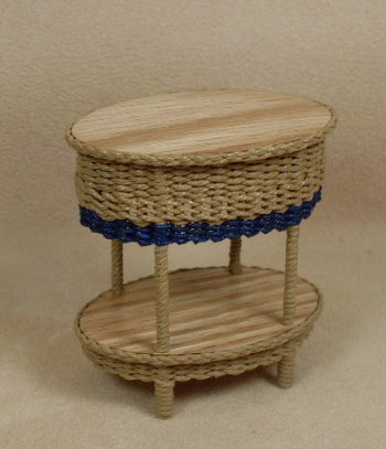 Carolina Two Tier End Table - Click Image to Close