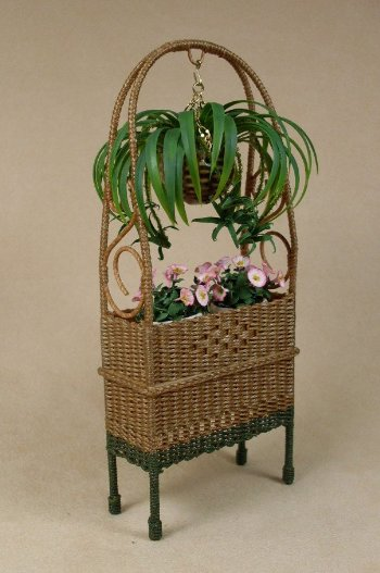 Carolina Arbor Plant Stand - Click Image to Close