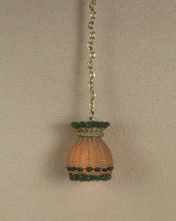 "1/2"" Carolina Hanging Lamp - Click Image to Close"