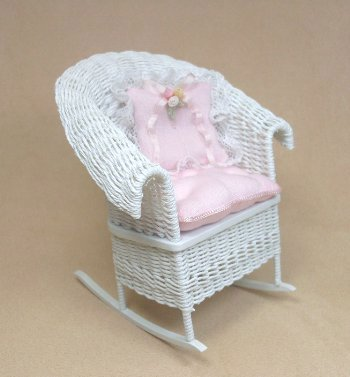 Porch Rocking Chair For The Nursery - Click Image to Close