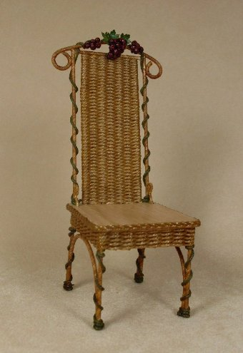 Vineyard Dining Chair - Click Image to Close