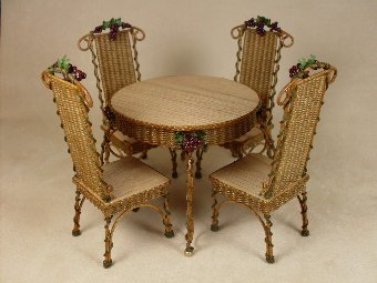 Vineyard Dining Room Set - Click Image to Close